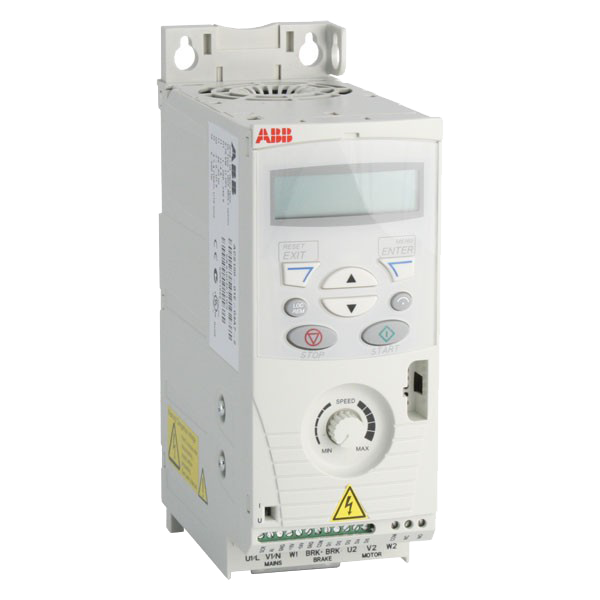 ABB micro drives ACS150, 0.5 to 5 hp/0.37 to 4 kW